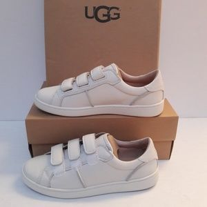New Alix UGG Leather Sneaker. Women's 8